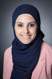 Wirtschaftswissenschaftlerin Laila Ankour