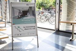 3. IQ Praxistag Pflege am 20. Juni 2018 in Frankfurt