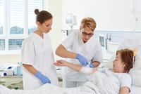 Situation in der Pflege im Krankenhaus