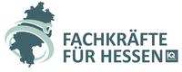 Logo des IQ Netzwerks Hessen: Fachkräfte für Hessen