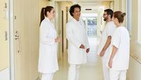 Onlinesprachkurse zur Kommunikation im Krankenhaus oder Kommunikation in der Pflege