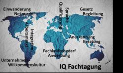 Fachtagung des IQ Netzwerks Hessen zum Fachkräfteeinwanderungsgesetz