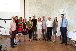 Neue Mentorinnen und Mentoren des IQ Projekts MUV