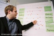 IQ unterstützt hessenweit Arbeits- und Kommunalverwaltungen sowie Betriebe bei interkulturellen Öffnungsprozessen und der interkulturellen Kompetenzentwicklung der Mitarbeitenden.
