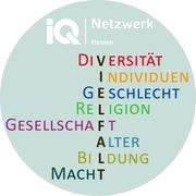 Dimensionen von Vielfalt - Das IQ Netzwerk Hessen zeigt Flagge für Vielfalt.