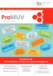 """Newsletters des IQ Teilprojekts """"MigrantenUnternehmen und Vielfalt"""""""