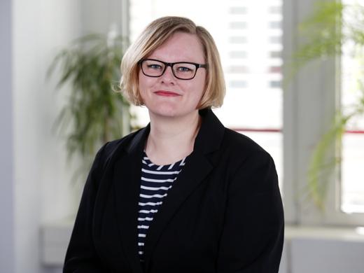 Portrait Heike Blumenauer